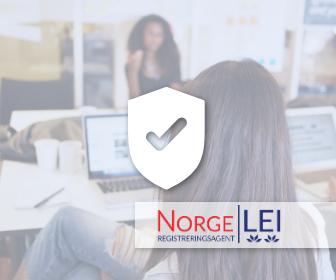 Overføring av en LEI-kode til Norge LEI